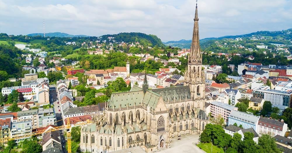 Linz - Kathedrale