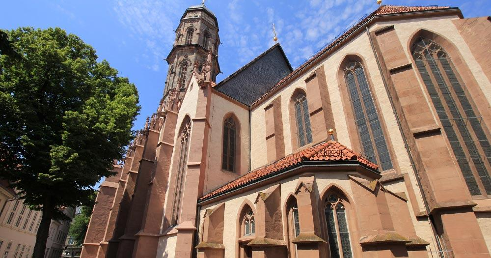 Göttingen - Jakobikirche