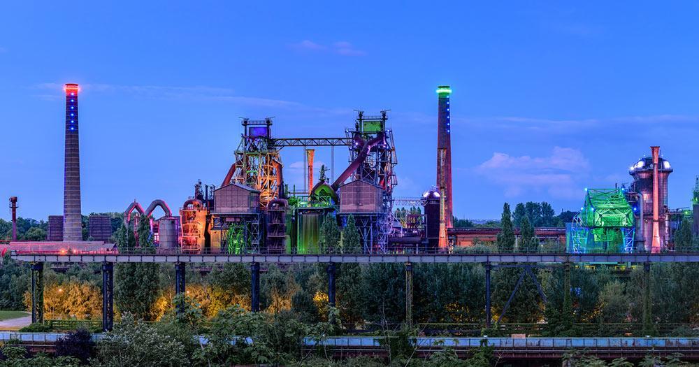 Duisburg - Landschaftspark