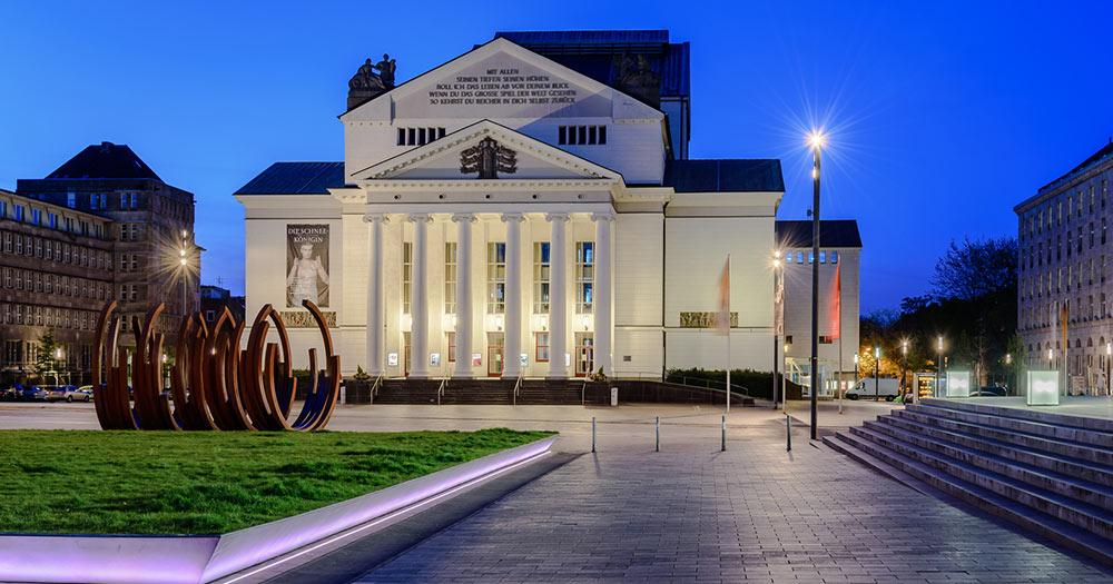Duisburg - Stadttheater