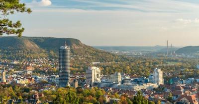 Jena - Panoramablick