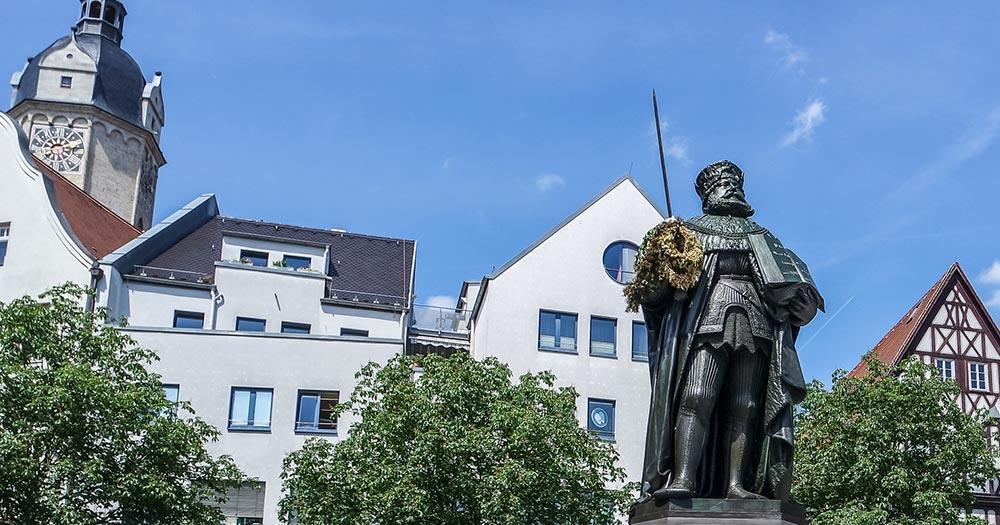 Jena - Hanfried