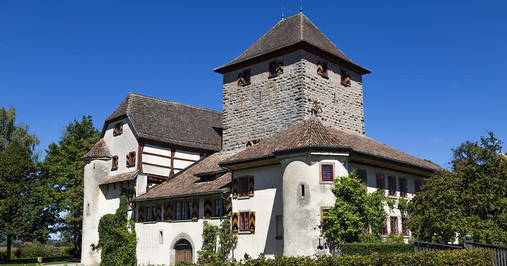 Winterthur - Schloß Hegi