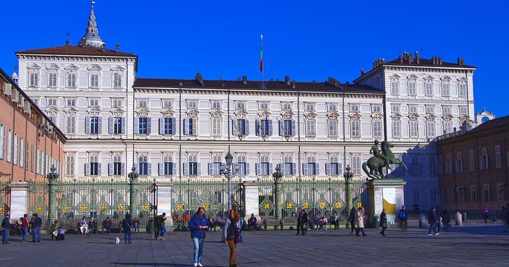 Turin - Palazzo Reale