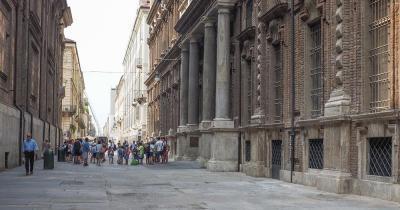 Museo Egizio - Kirche von San Lorenzo