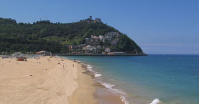 Playa de La Concha - Traumstrand
