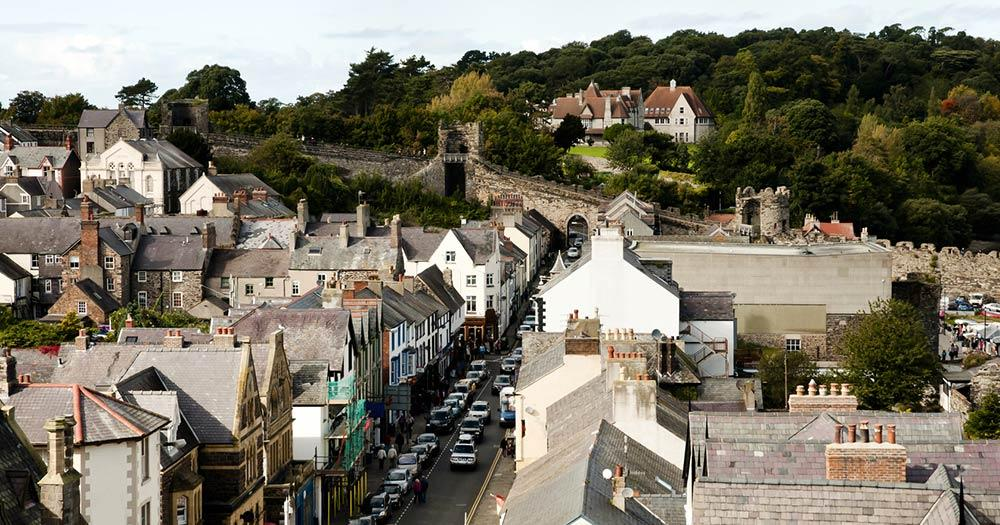 Conwy - Panorama