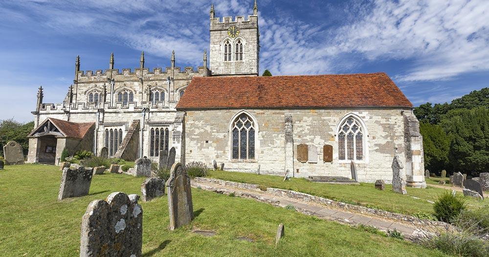 Stratford-upon-Avon - Saxon Sanctuary