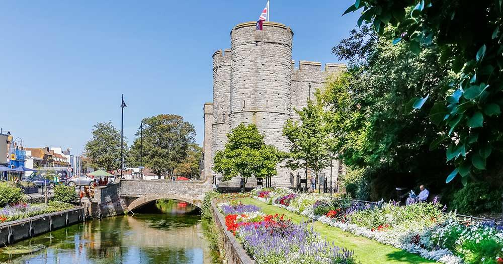 Canterbury - Westgate Tower