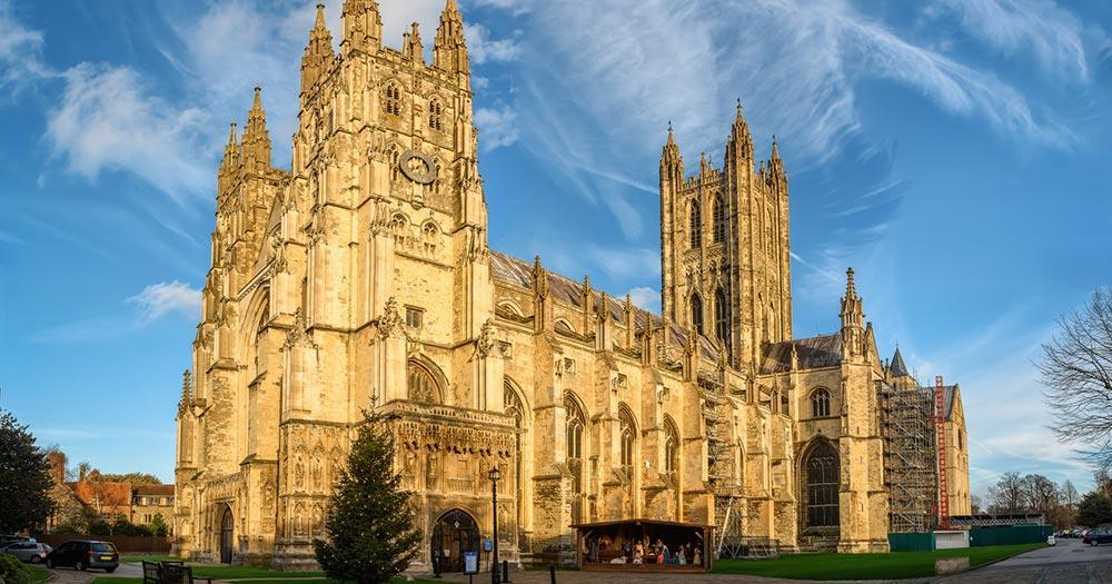 Canterbury - Kathedrale