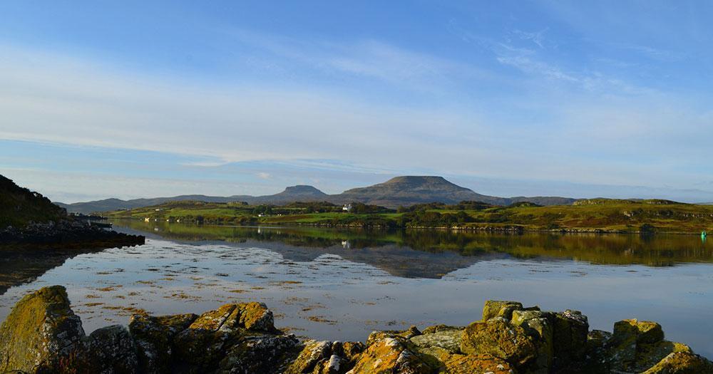 Isle of Skye -  MacLeod's Tables
