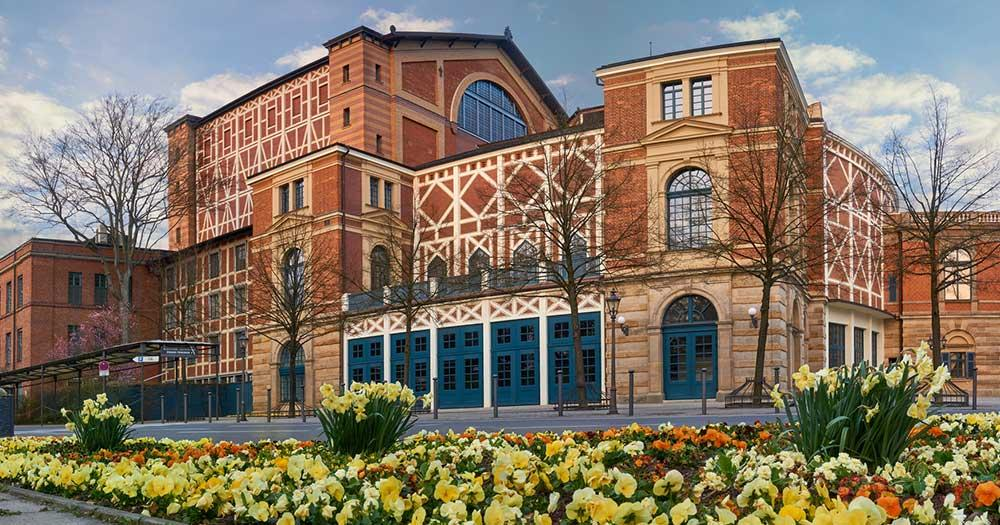 Bayreuth - Wagner Theater