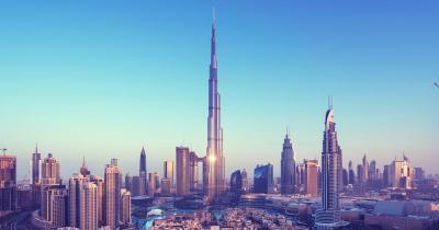 Burj Khalifa - Skyline