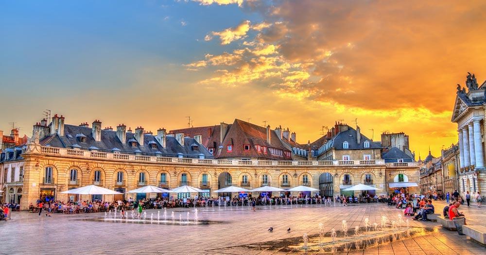 Dijon - Ducal Palace