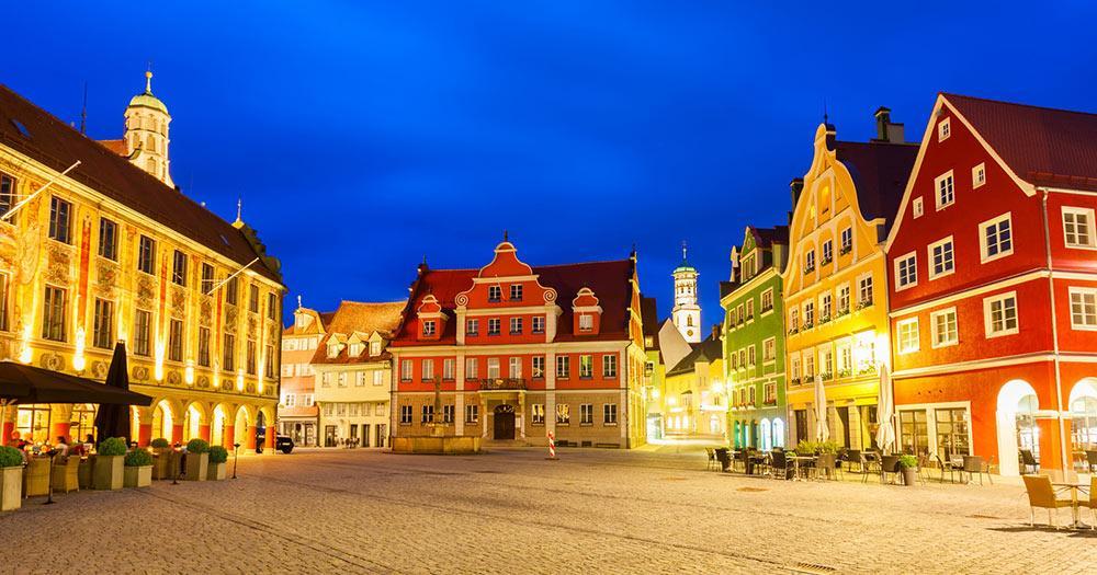 Memmingen - Altstadt