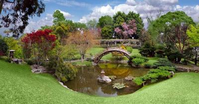The Huntington - Botanischer Garten