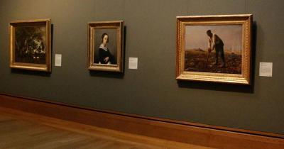 Getty Center - verschiedene Gemälde