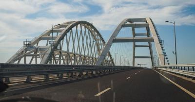 Sydney Harbour Bridge - auf der Brücke