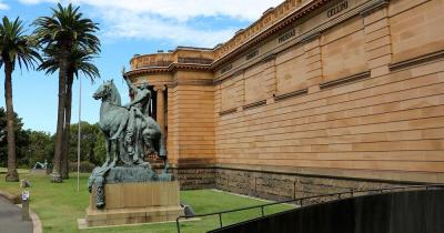 Art Gallery of New South Wales - Aussenfassade