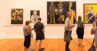 Art Gallery of New South Wales - Ausstellungsraum