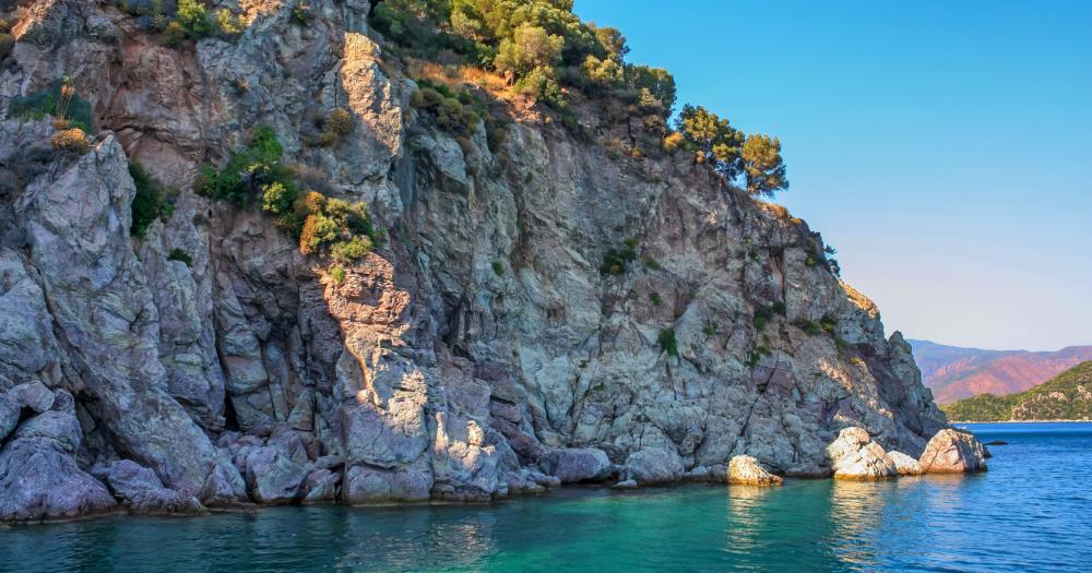 Marmaris - Blick auf die Buchten