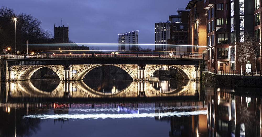 Bristol - Bristol Bridge