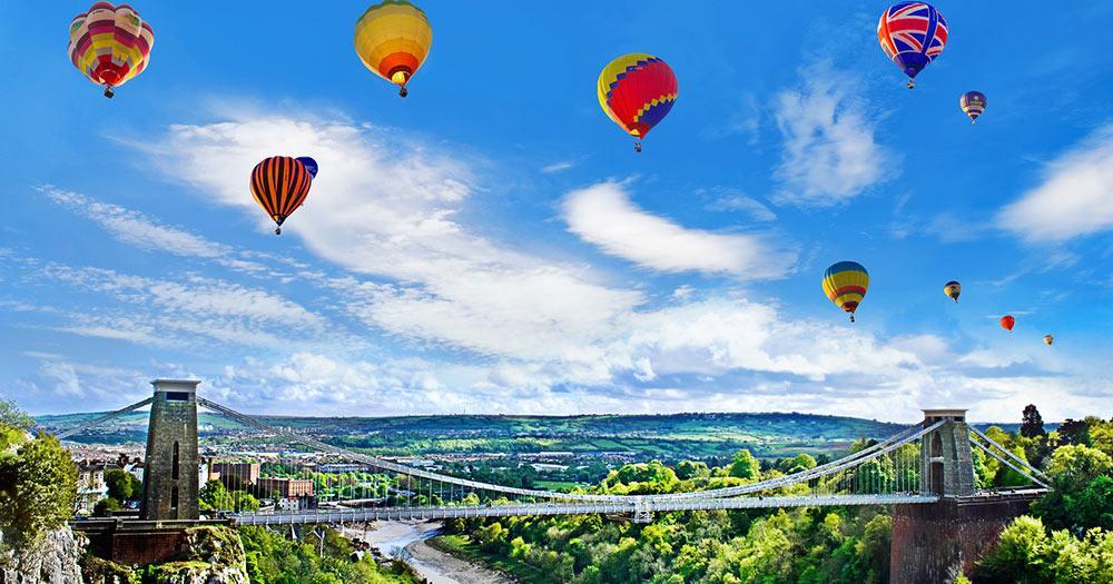 Bristol - Balloon Fiesta