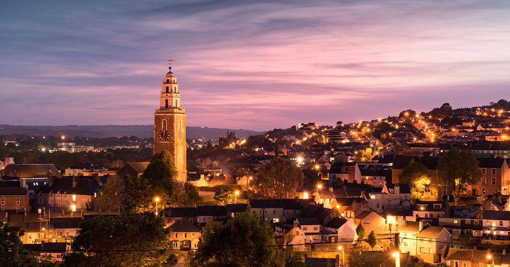 Cork - St. Anne Church