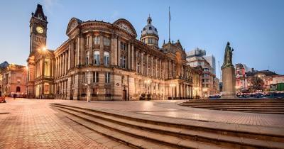 Birmingham - Town Hall