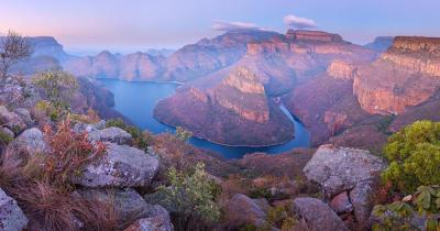 Blyde River Canyon - Panorama