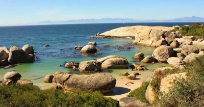 Boulders Beach - Cap de Bonne