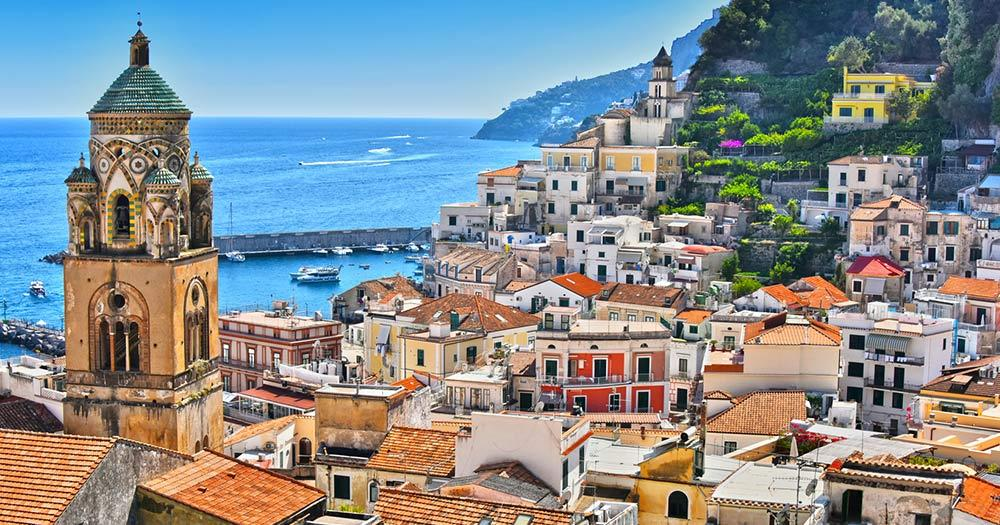 Amalfi Küste -  Salerno