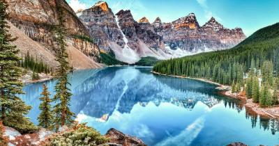 Banff - Moraine lake